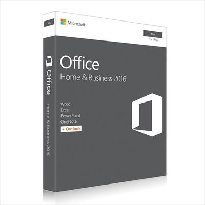 Κίνα Microsoft MAC Office 2016 Home and Business Web Download Directly διανομέας